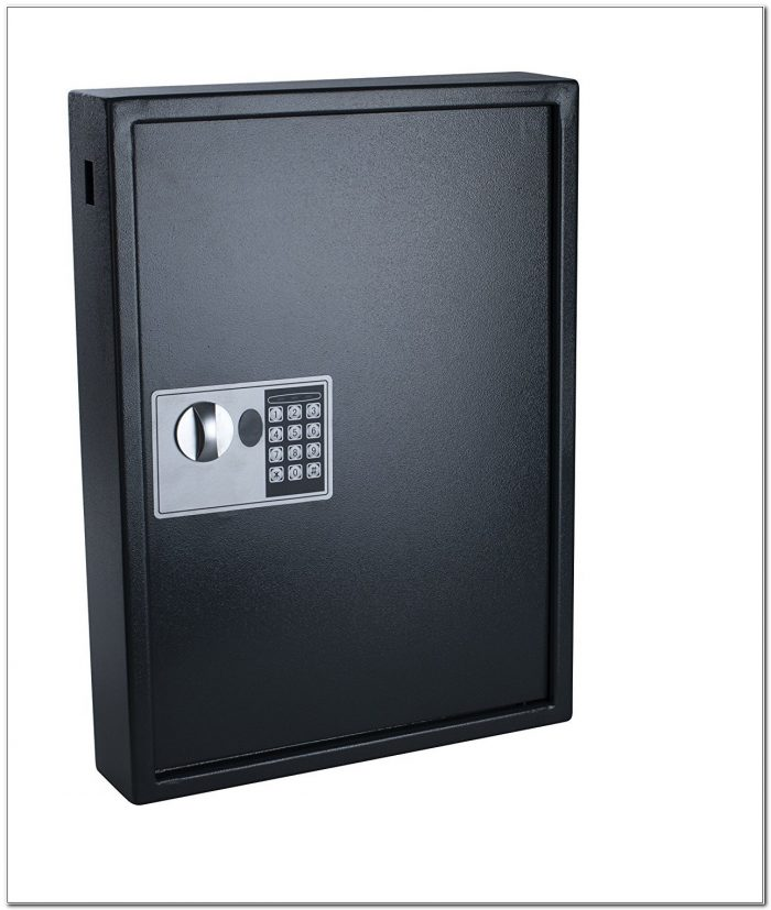 Pavo Combination Lock Key Cabinet