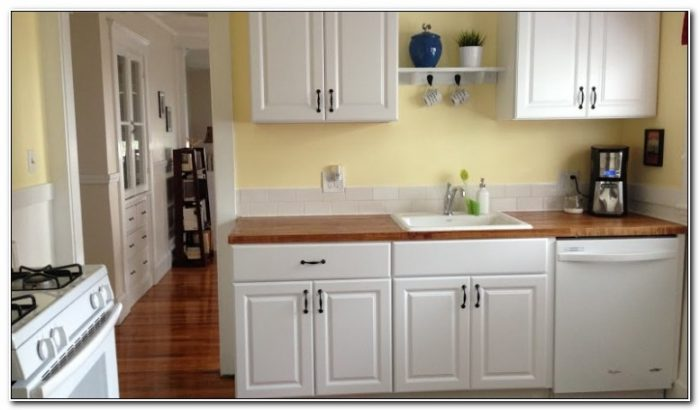 Prefab Kitchen Cabinets Home Depot