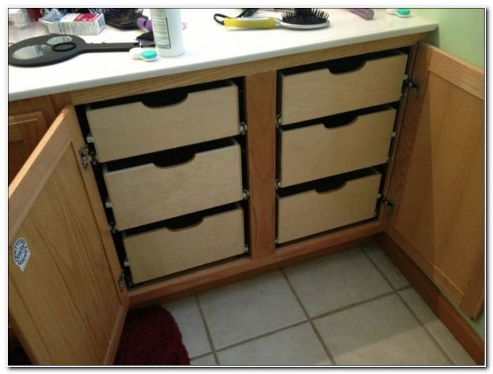 Pull Out Drawers For Cabinets