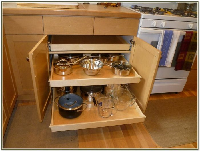 Pull Out Drawers For Cabinets Canada
