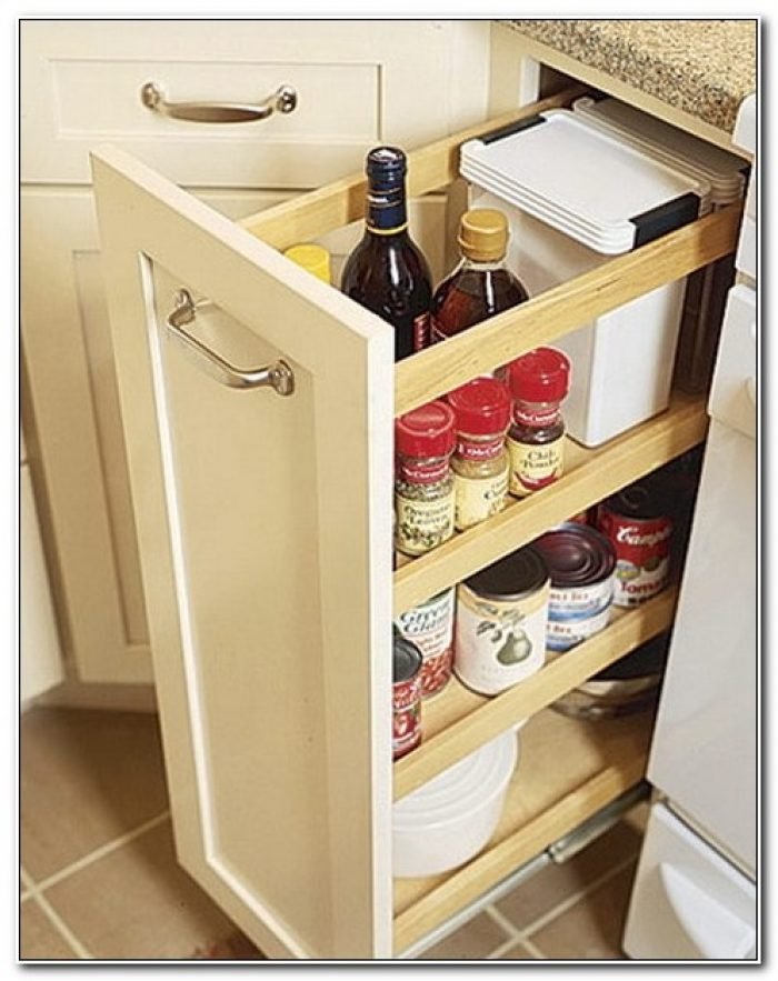Pull Out Drawers In Kitchen Cabinets