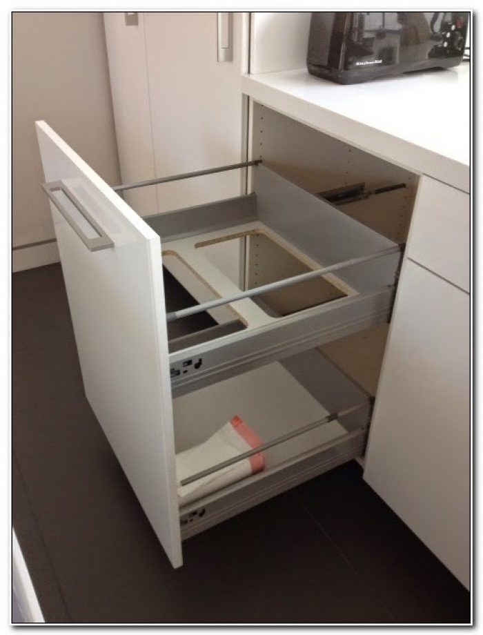 Pull Out Trash Cabinet Ikea