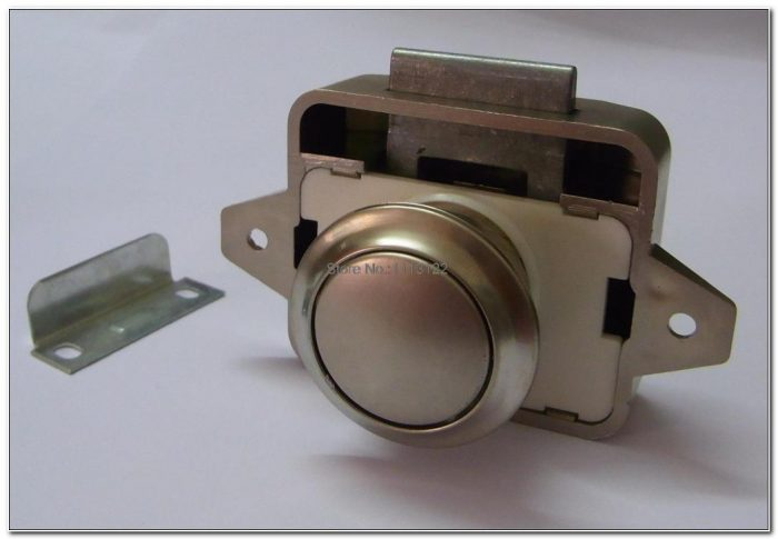 Hafele Push Button Cabinet Latch - Cabinet : Home Design