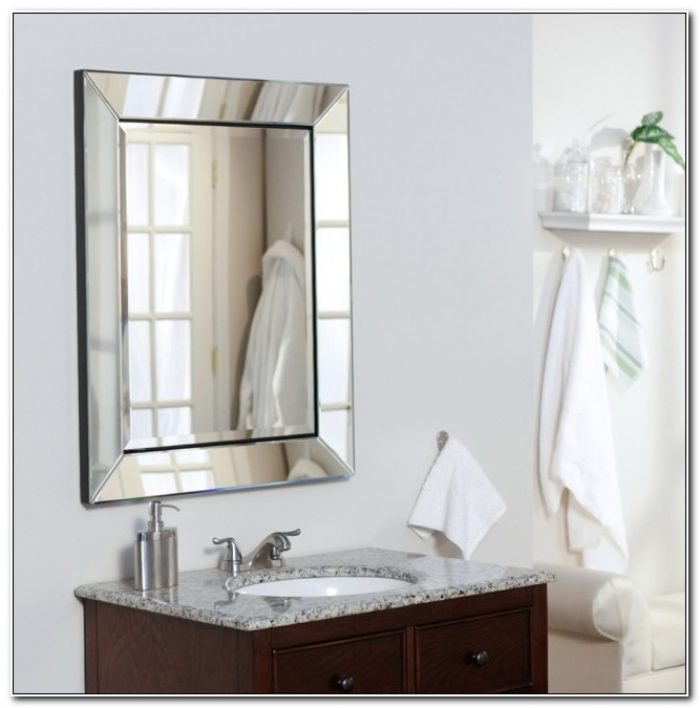Recessed Bathroom Medicine Cabinets With Mirrors