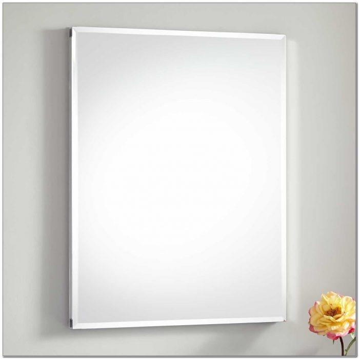 Recessed Medicine Cabinet Mirror