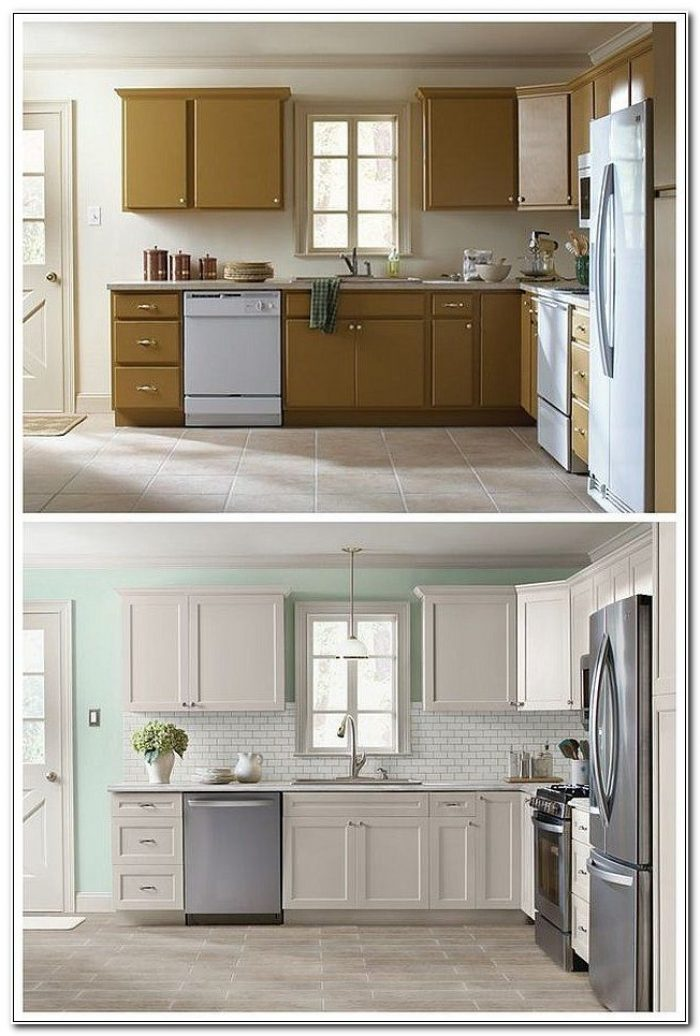Reface Kitchen Cabinets Diy
