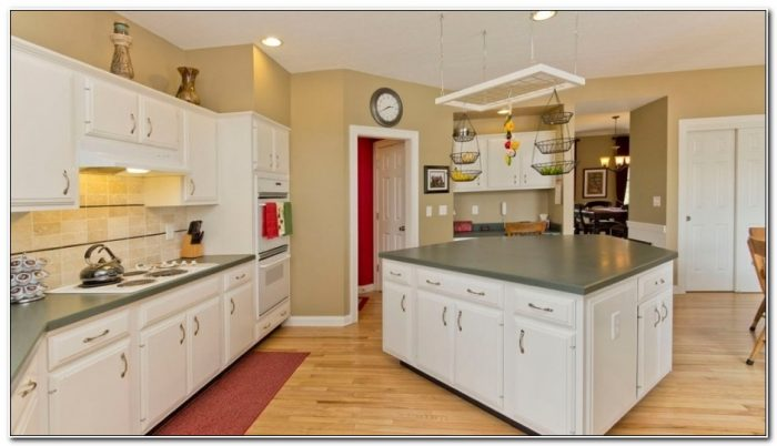 Reface Or Paint Kitchen Cabinets