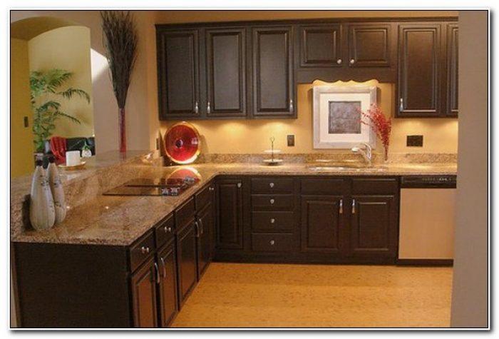 Refinishing Antique Kitchen Cabinets