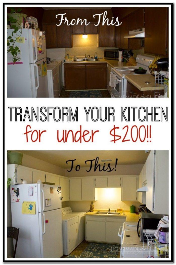 Refinishing Kitchen Cabinets Without Sanding