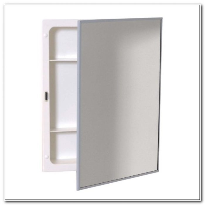 Replacement Beveled Mirror For Medicine Cabinet
