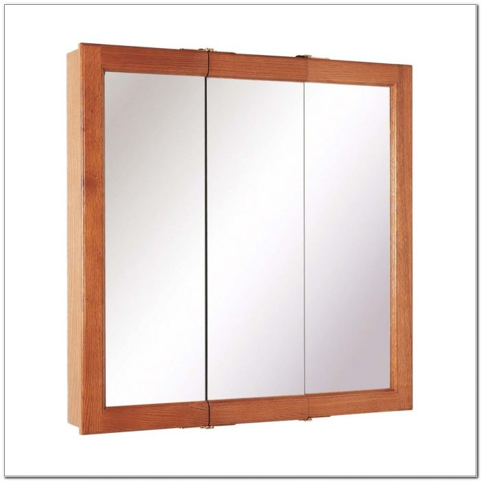 Replacement Mirror For Tri View Medicine Cabinet