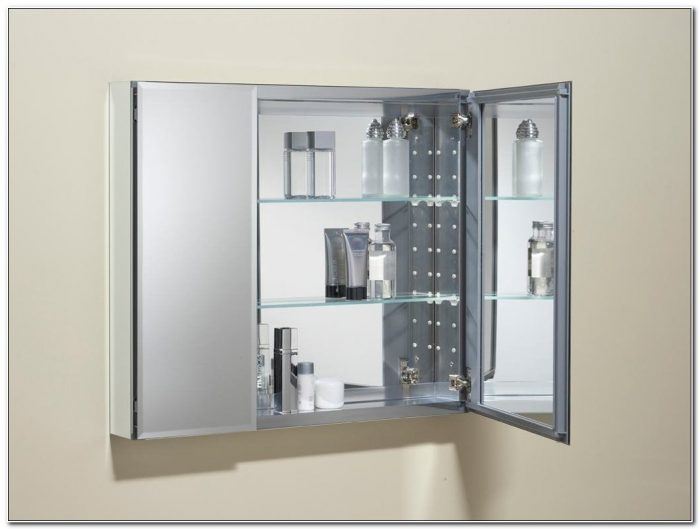 Replacement Mirror Glass Medicine Cabinet
