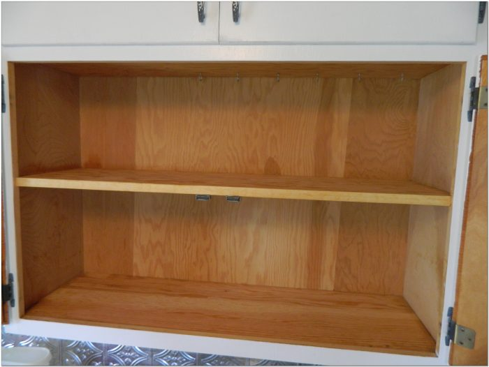 Replacement Shelf For Kitchen Cabinets