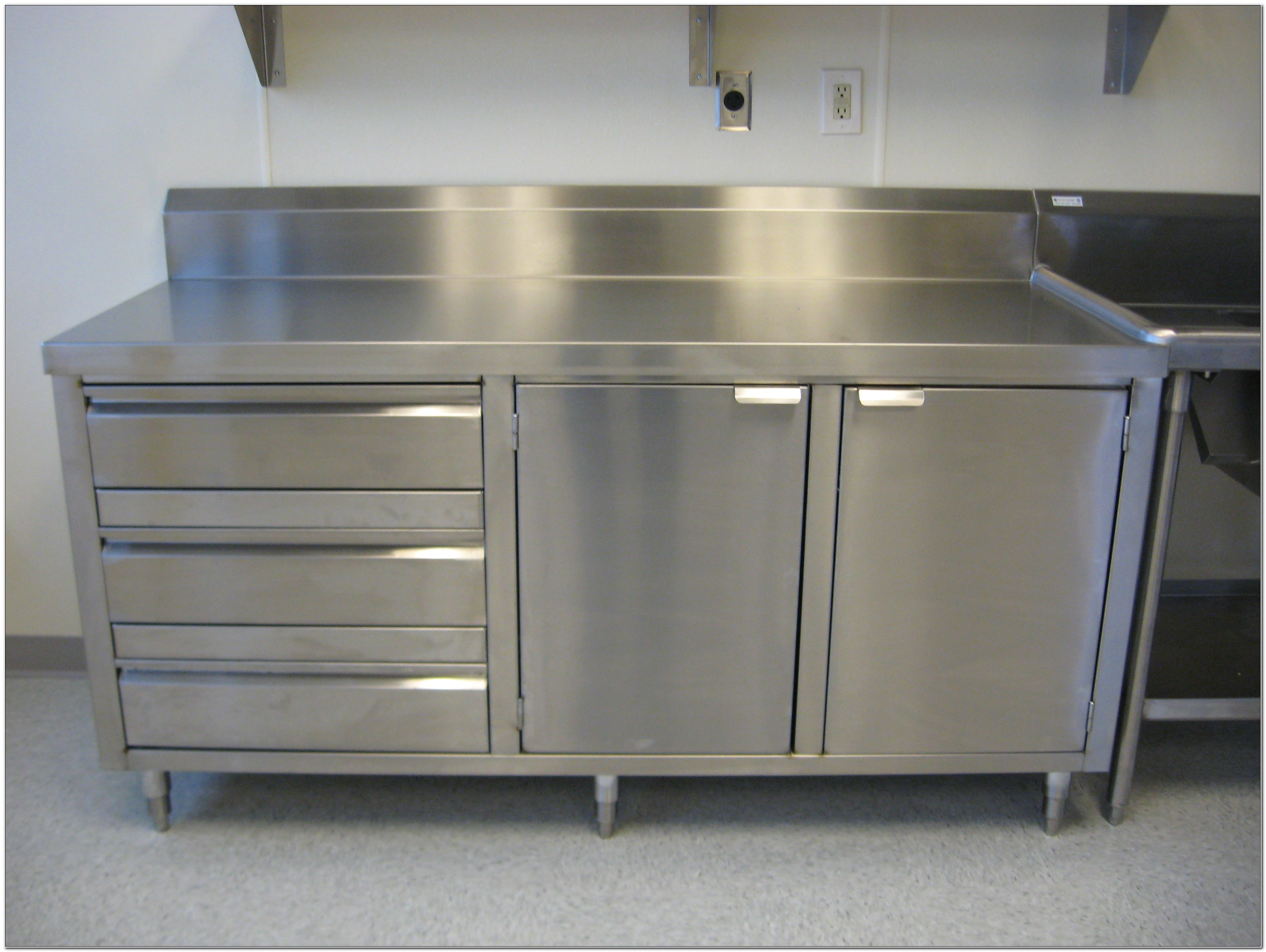 Restaurant Cabinets Stainless Steel