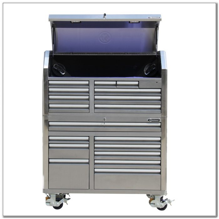 Roller Cabinet Tool Box Lowes