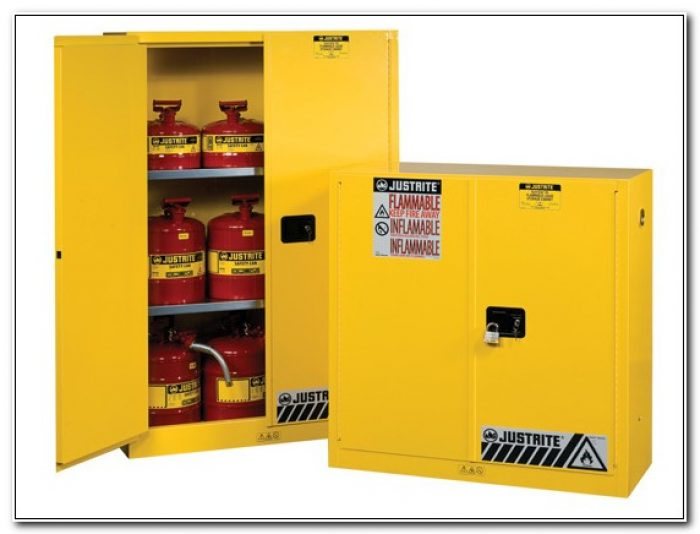 Safety Cabinets For Flammables And Combustibles