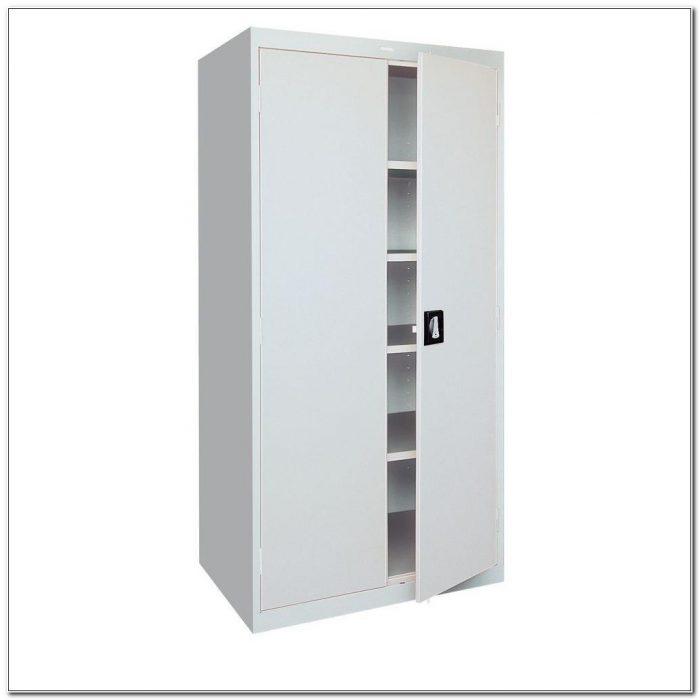 Sandusky Steel Storage Cabinets