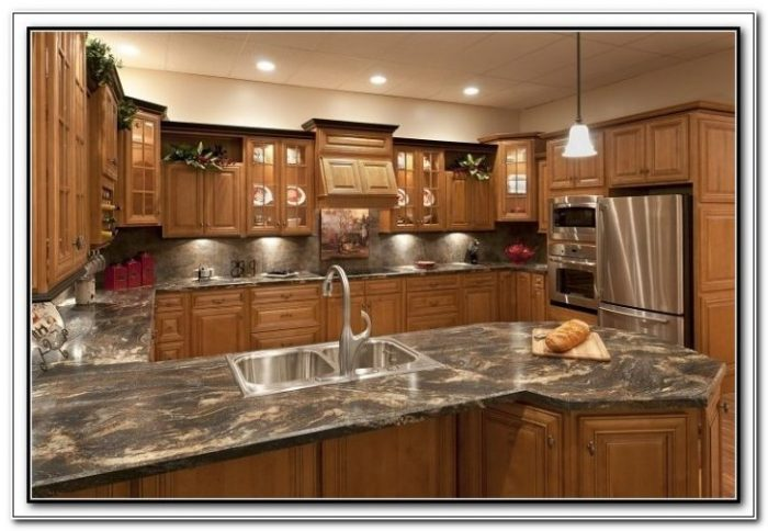 Scratch And Dent Cabinets