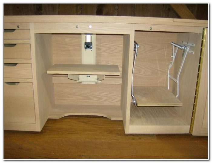 Sewing Machine Cabinet Lift