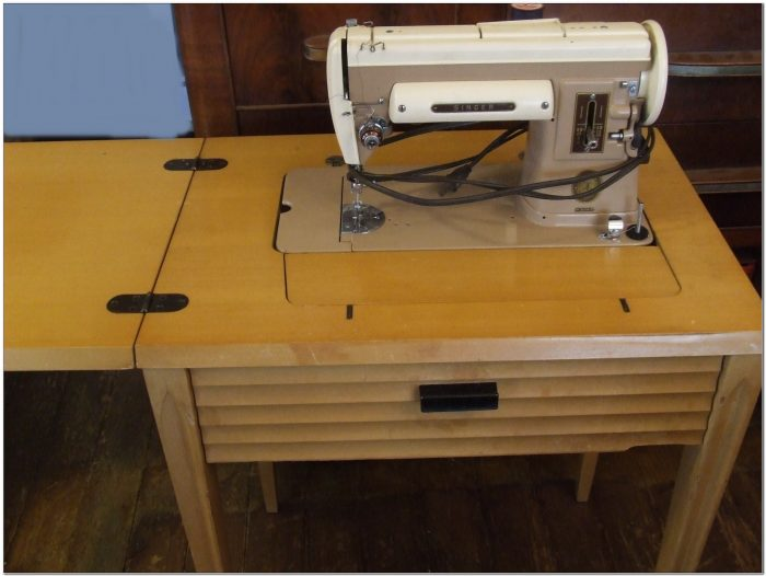 Sewing Machine Cabinet Plans Pdf