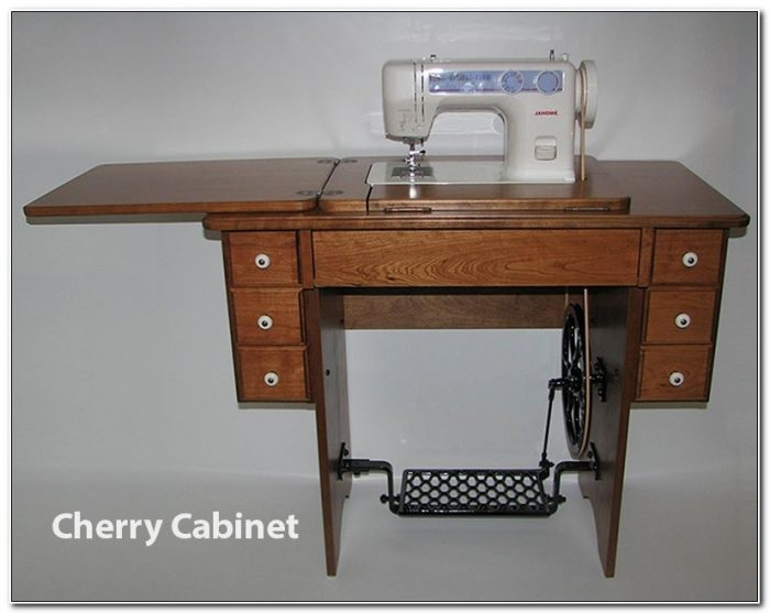 Sewing Machine Cabinets For Janome