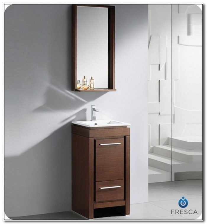 Small Bathroom Vanity Cabinet And Sink