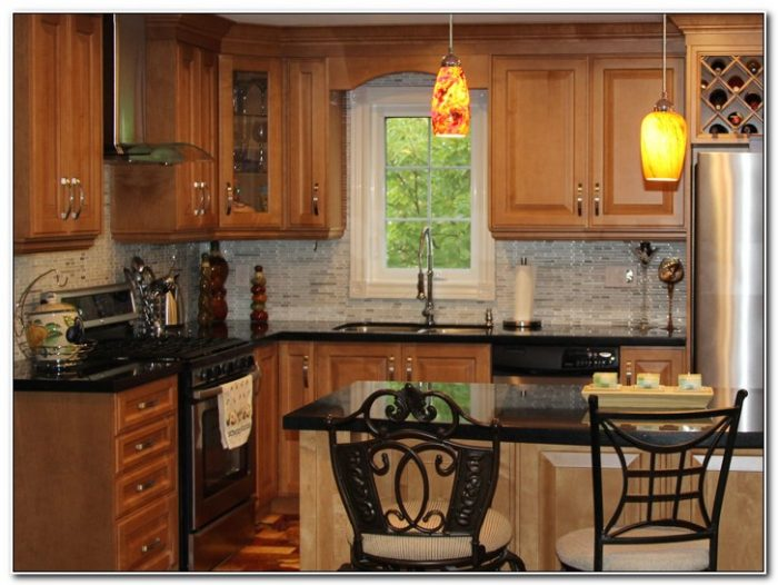 Solid Wood Maple Kitchen Cabinets Mississauga