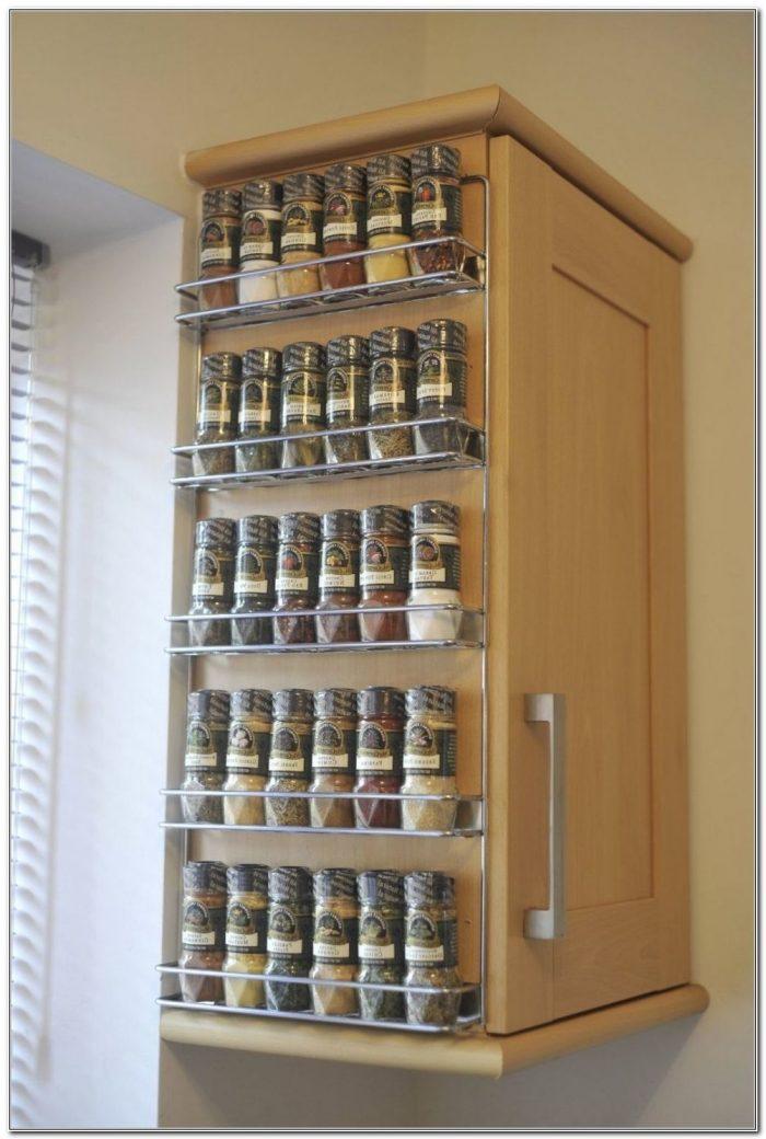 Spice Storage Wall Mount