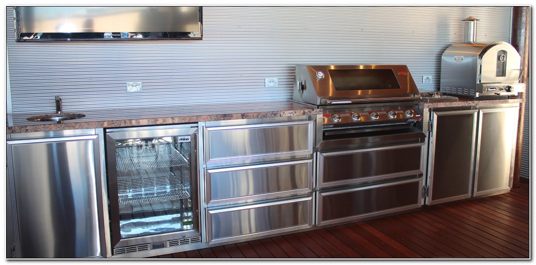 Stainless Steel Bbq Cabinets Perth