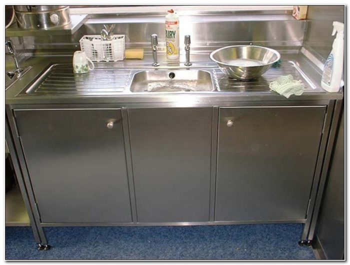 Stainless Steel Sink Cabinet Outdoor