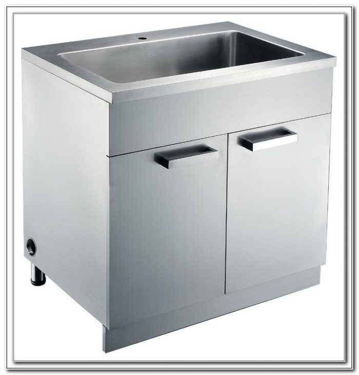 Stainless Steel Sink Cabinet Singapore