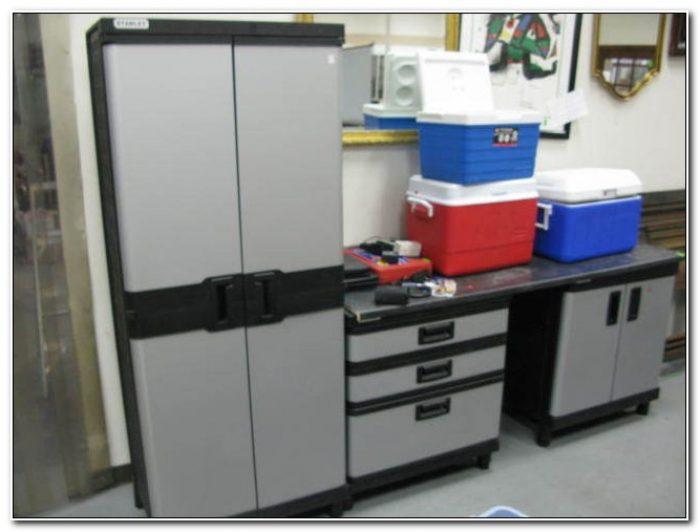Stanley Garage Wall Cabinet Cabinet Home Design Ideas