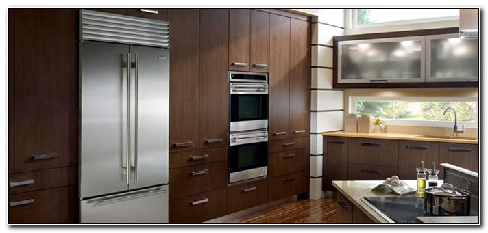 Sub Zero 36 Counter Depth Refrigerator