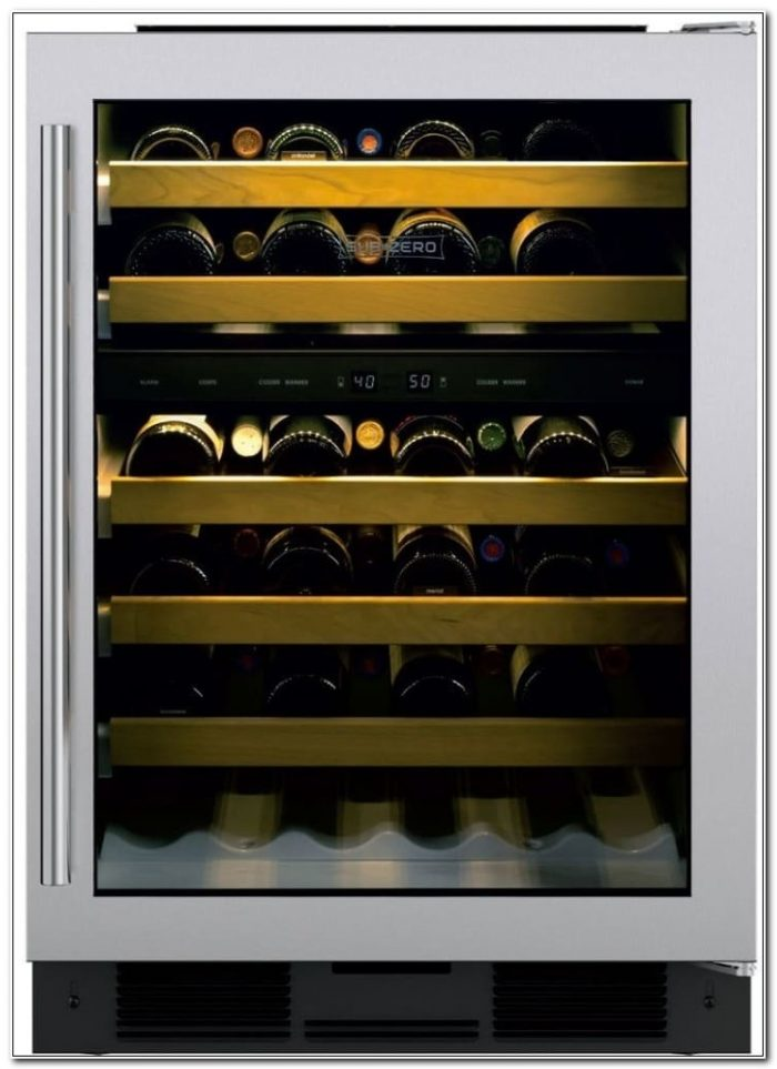 Sub Zero Under Cabinet Wine Cooler