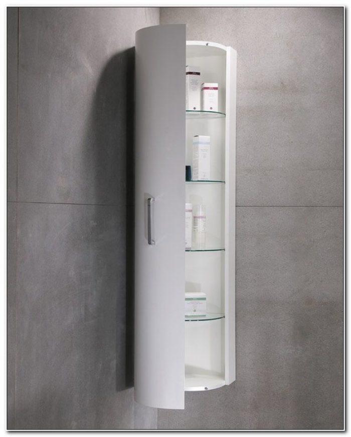 Tall Corner Bathroom Cabinet