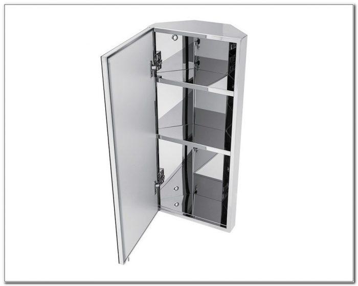 Tall Corner Bathroom Cabinets Stainless Steel