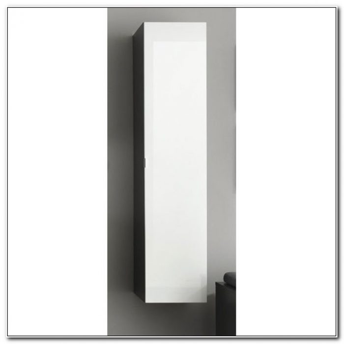 Tall Wall Hung Bathroom Cabinets