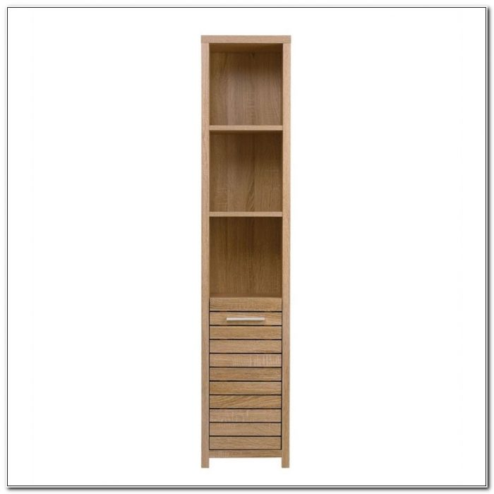 Tall White Bathroom Cabinet Homebase