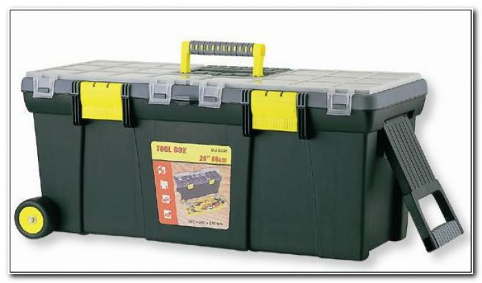 Tool Boxes On Wheels