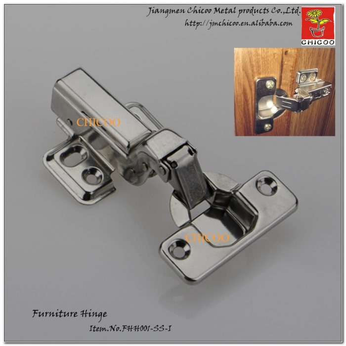 Types Of Adjustable Cabinet Hinges