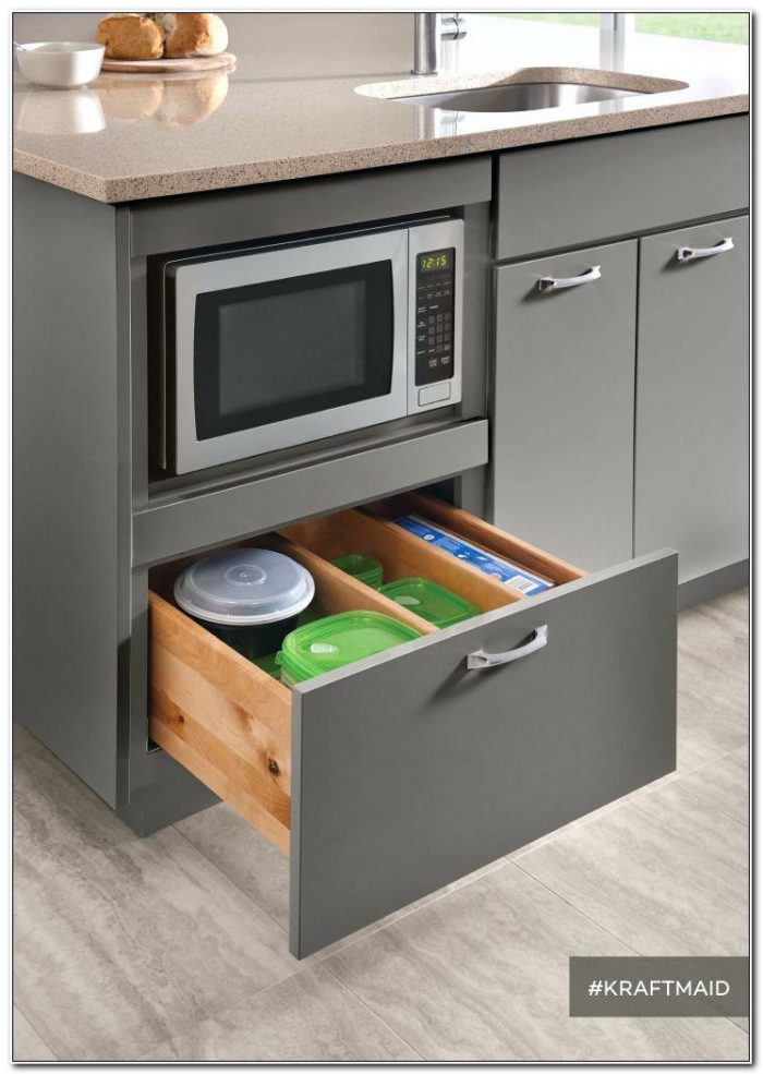 Under Cabinet Microwave Mounting Kit Kenmore