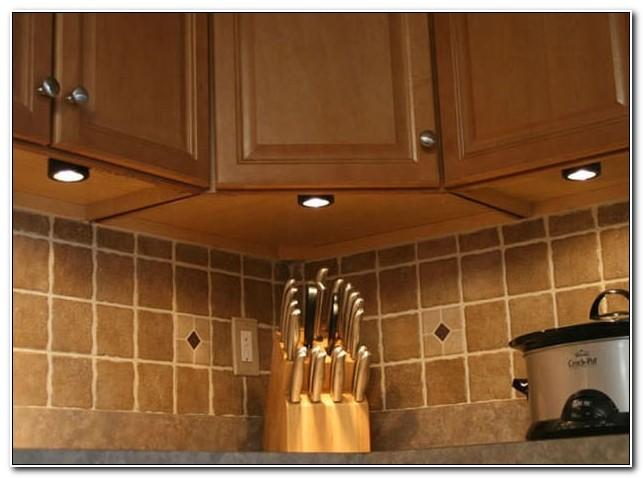 Under Cabinet Puck Lighting Spacing