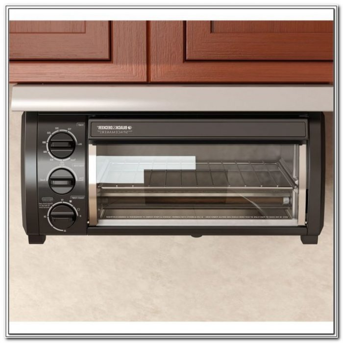 Under Cabinet Toaster Oven Stainless Steel