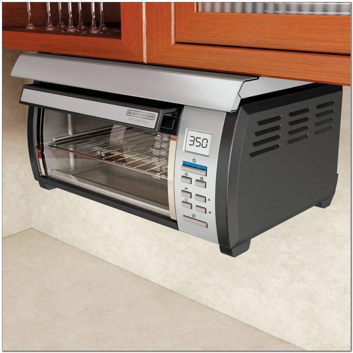 Under Cabinet Toaster Oven Walmart