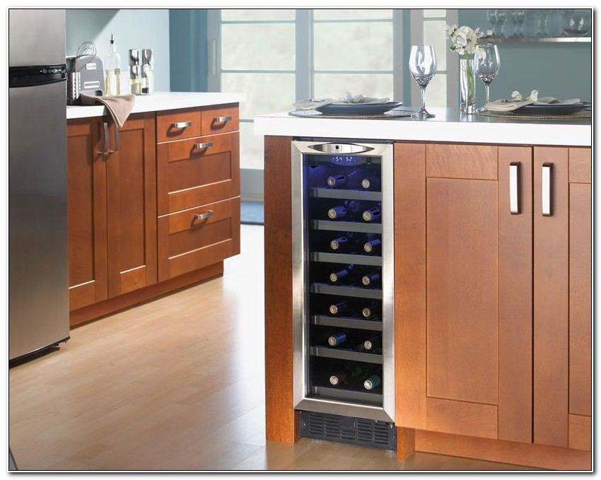 Under Counter Wine Cabinet