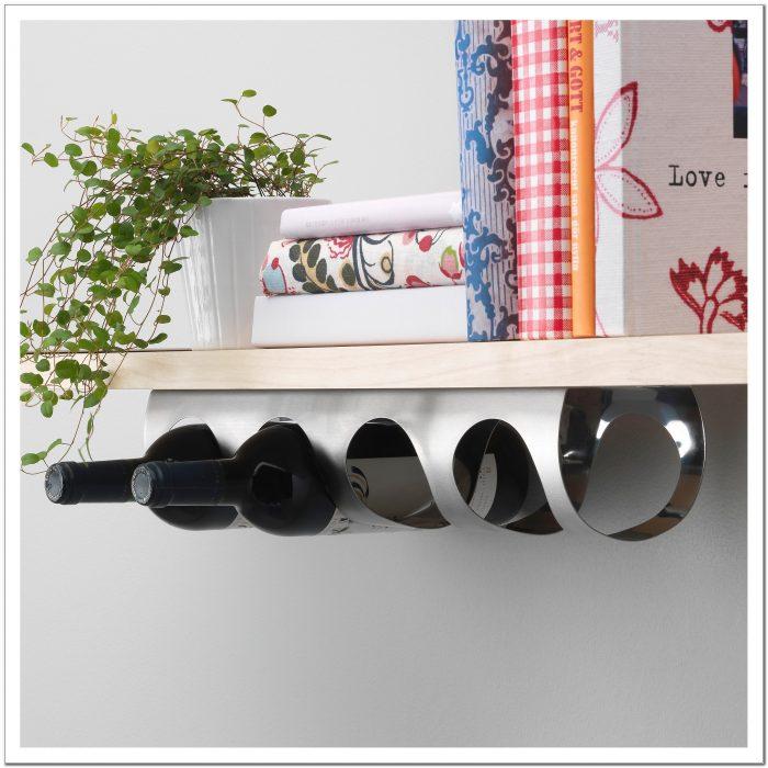 Under Counter Wine Rack Ikea