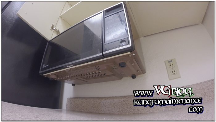 Under The Cabinet Microwave Mounting Kits
