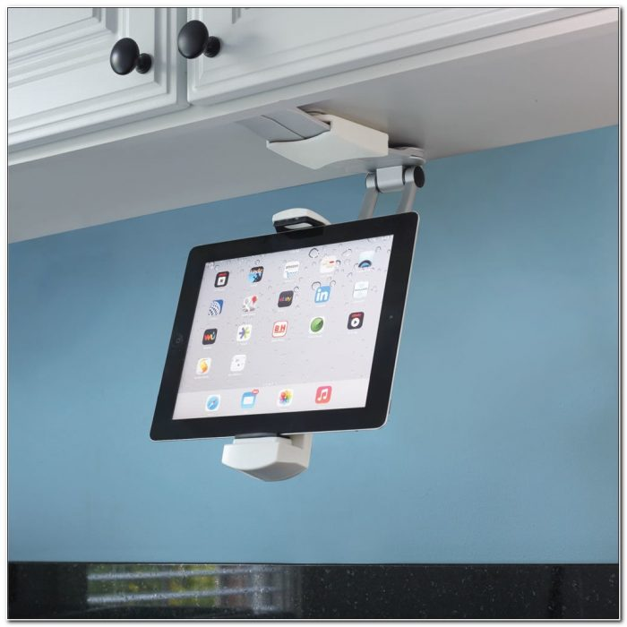 Undercounter Mount For Ipad