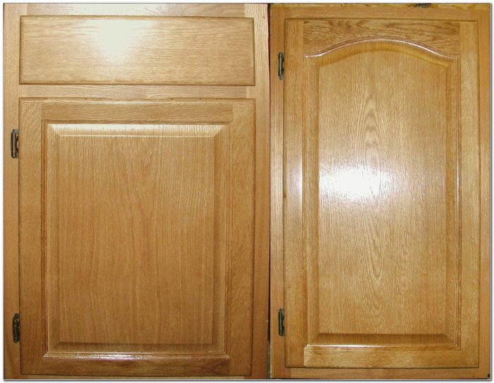 Unfinished Birch Kitchen Cabinet Doors