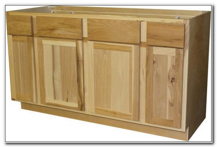 Unfinished Kitchen Base Cabinets Menards